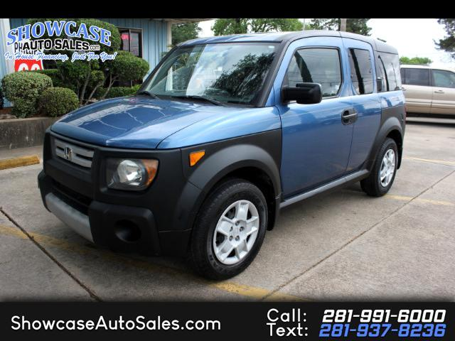 2008 Honda Element LX 2WD AT