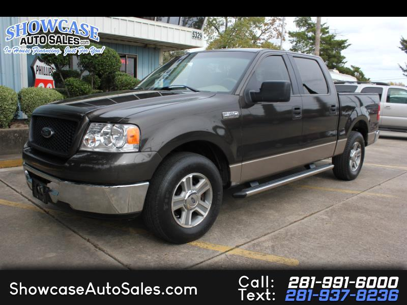 2006 Ford F-150 SuperCrew 139