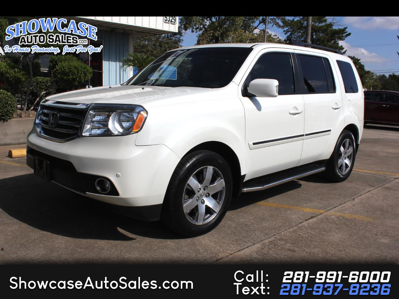Honda Pilot Touring 2WD 5-Spd AT with DVD 2015