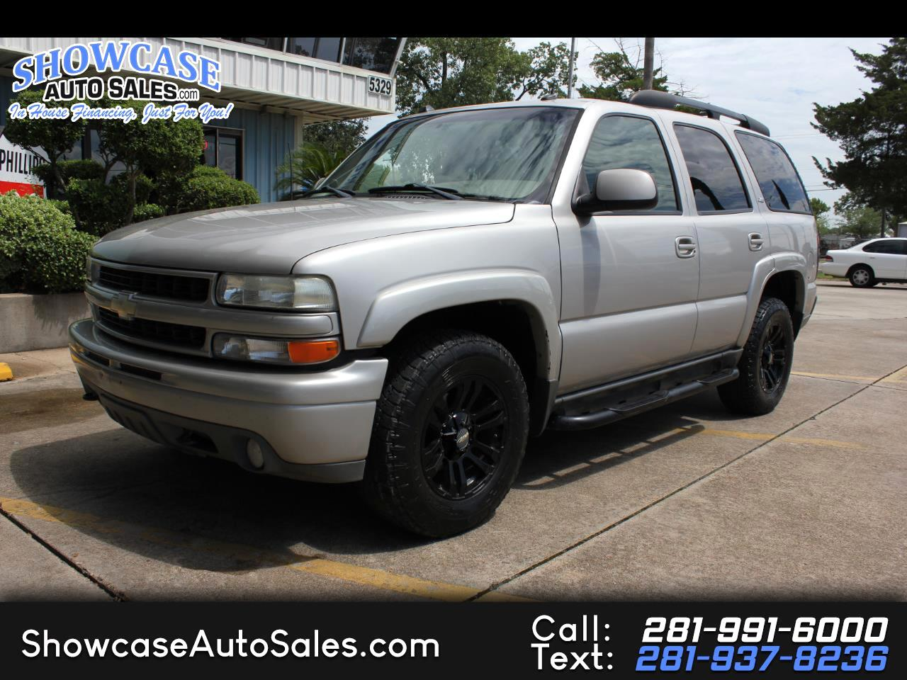 Buy Here Pay Here 2005 Chevrolet Tahoe Z71 For Sale In