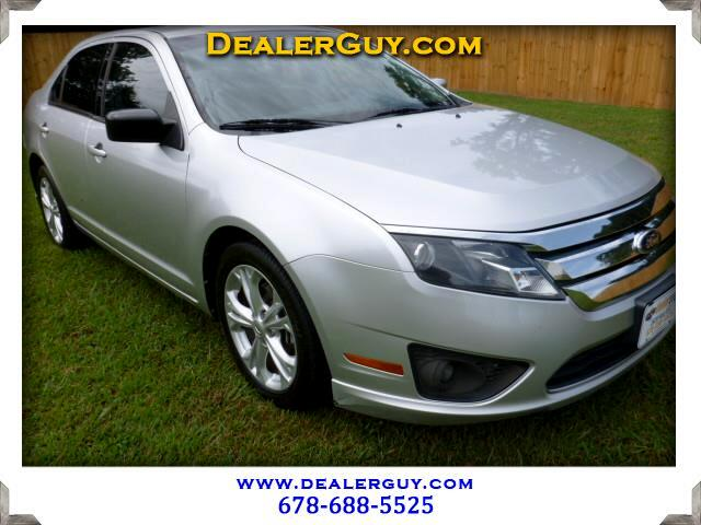 2012 Ford Fusion 4dr Sdn SE FWD