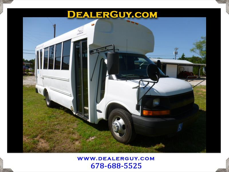"2005 Chevrolet Express 159"" WB C7A DRW"