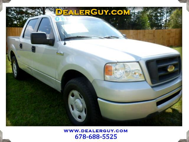 2008 Ford F-150 XL SuperCrew 2WD