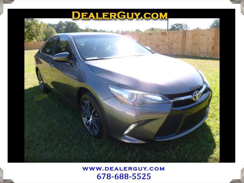 2016 Toyota Camry 4dr Sdn I4 Auto XSE (Natl)