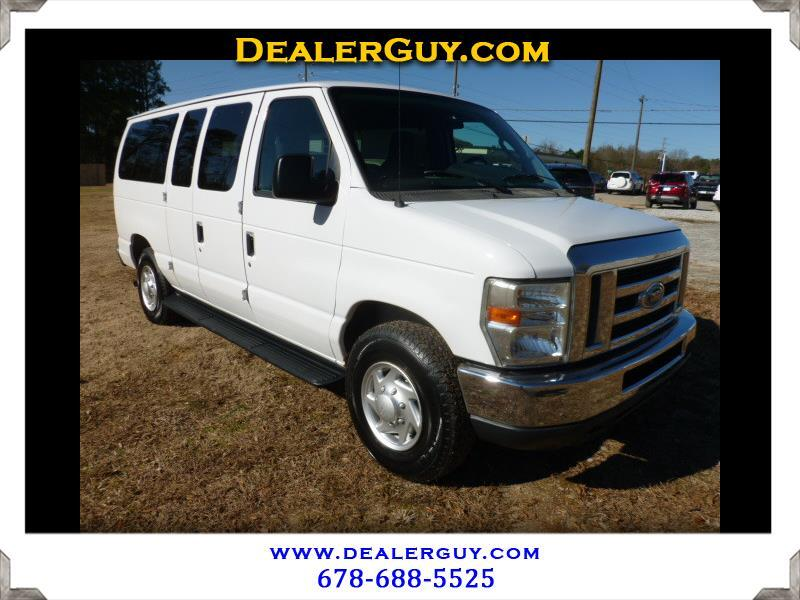 2011 Ford Econoline Wagon E-350 Super Duty XLT