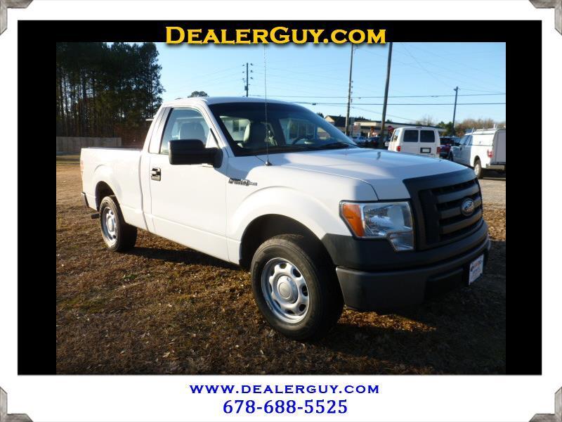 """2011 Ford F-150 2WD Reg Cab 126"""" XL"""