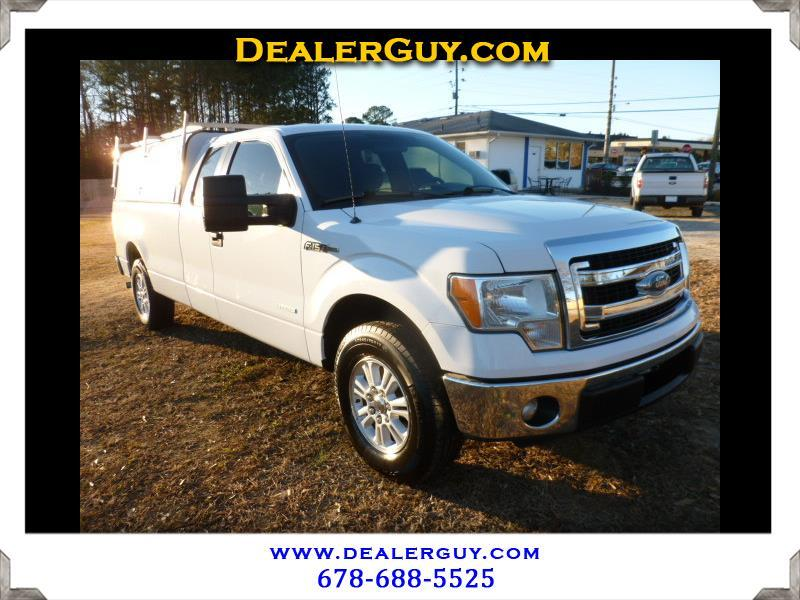 2013 Ford F-150 2WD SuperCab 163