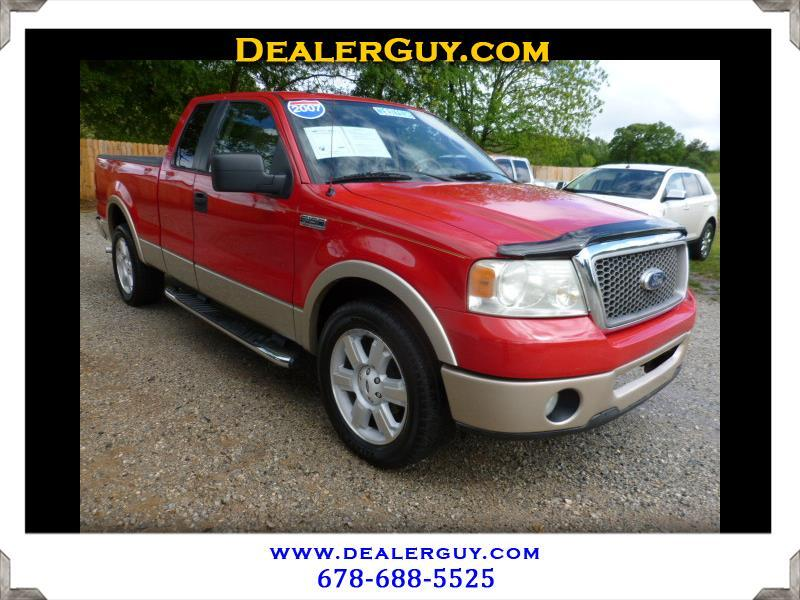"2007 Ford F-150 2WD Supercab 145"" Lariat"