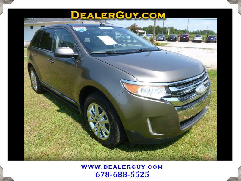 Ford Edge 4dr Limited FWD 2013