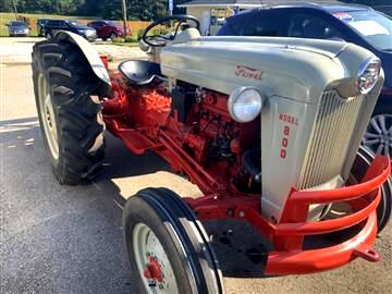1955 Ford Tractor