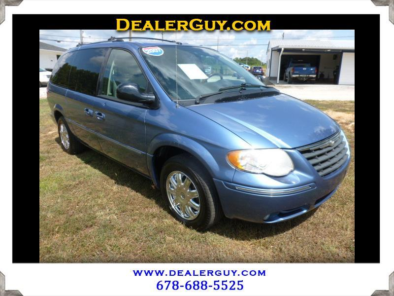 Chrysler Town & Country LWB 4dr Wgn Limited 2007