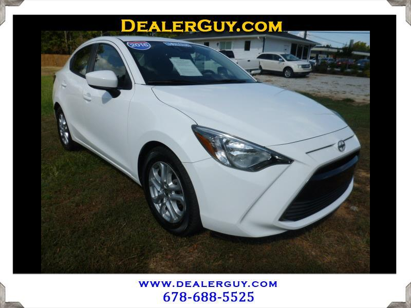 2016 Scion iA 4dr Sdn Man (Natl)