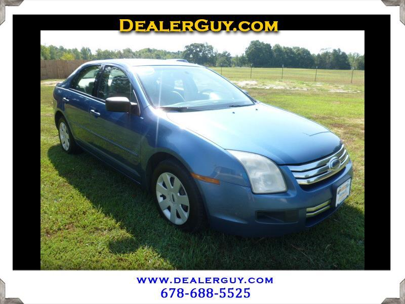Ford Fusion S 2009