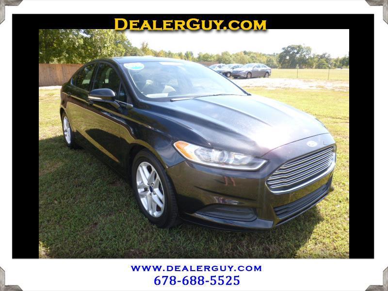 Ford Fusion 4dr Sdn SE FWD 2015