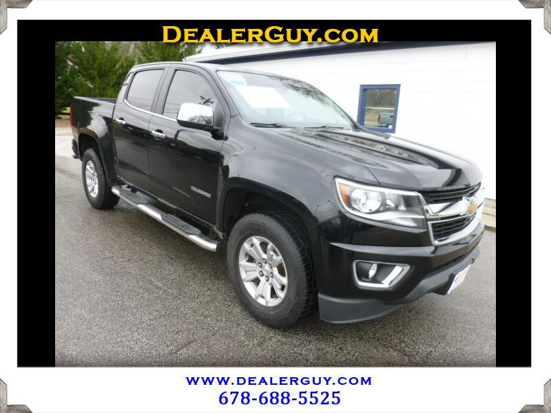 Chevrolet Colorado LT 2015