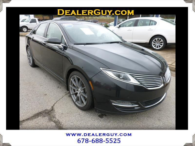 Lincoln MKZ 4dr Sdn FWD 2014