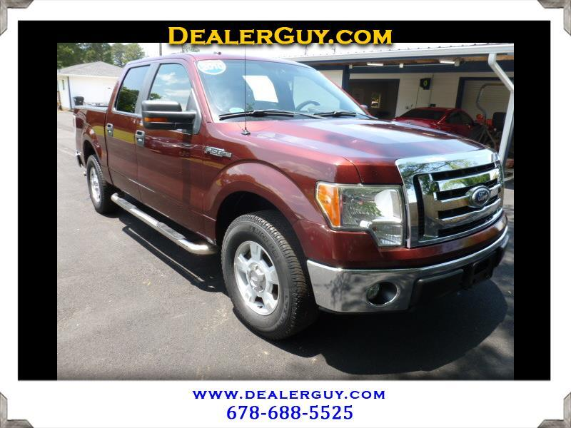 Ford F-150 SuperCrew 2WD 2010