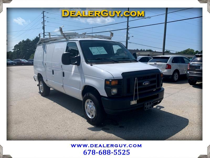 Ford Econoline Cargo Van E-350 Super Duty Recreational 2014
