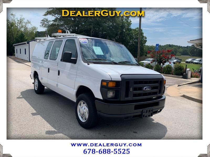 Ford Econoline Cargo Van E-150 Recreational 2013
