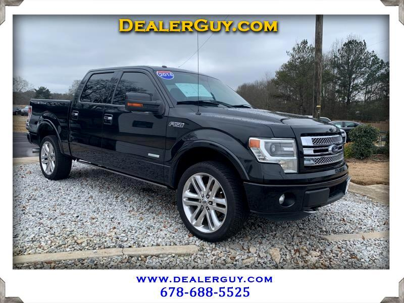 """Ford F-150 4WD SuperCrew 145"""" Limited 2014"""