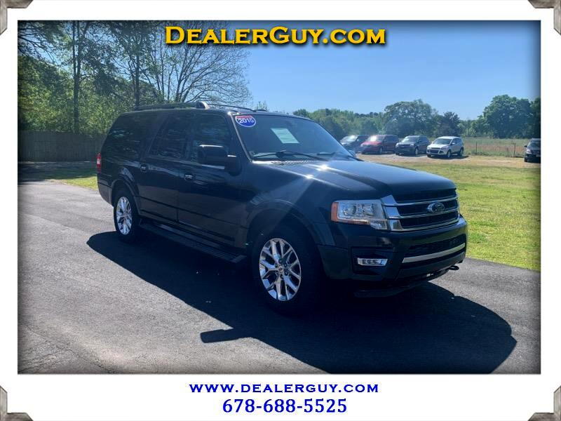 Ford Expedition EL 4WD 4dr Limited 2015