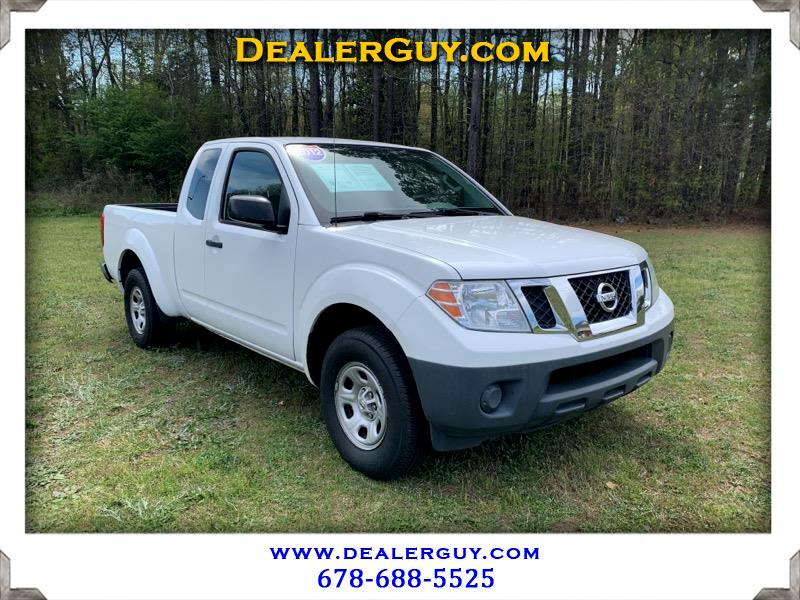 Nissan Frontier 2WD Crew Cab SWB Manual S 2012