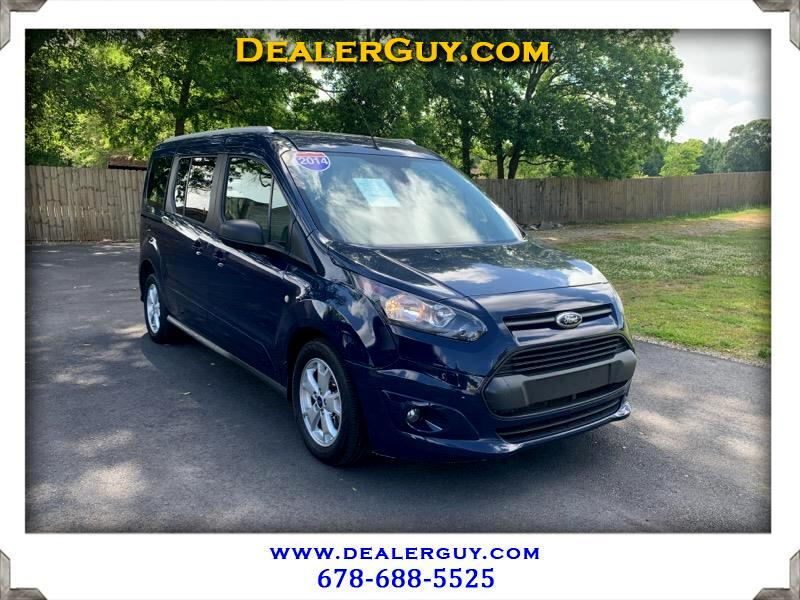 Ford Transit Connect Wagon 4dr Wgn LWB XLT 2014