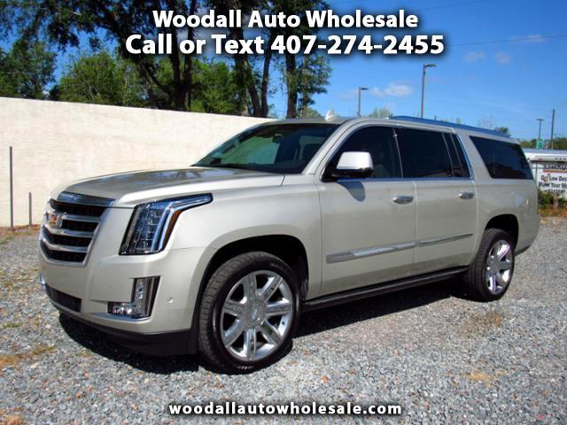 2017 Cadillac Escalade 2WD 4dr Premium Luxury
