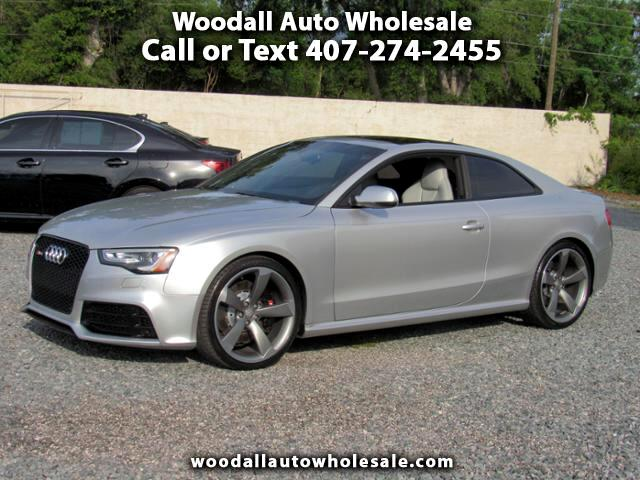 2014 Audi RS5 2dr Cpe