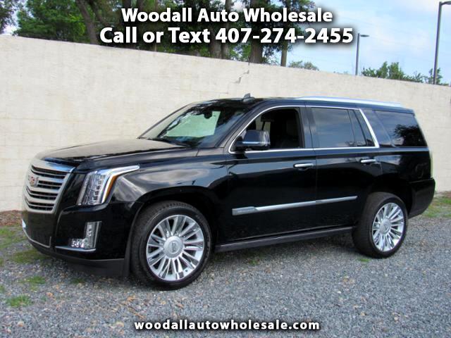 2016 Cadillac Escalade 2WD 4dr Platinum