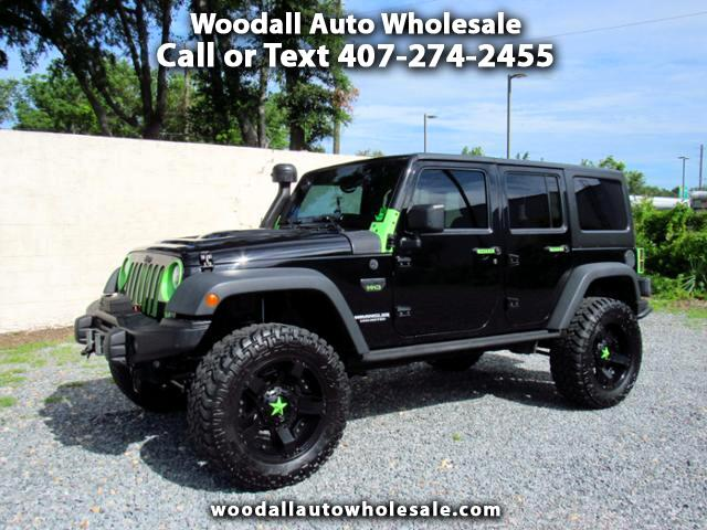 2012 Jeep Wrangler 4WD 4dr Call of Duty MW3 *Ltd Avail*