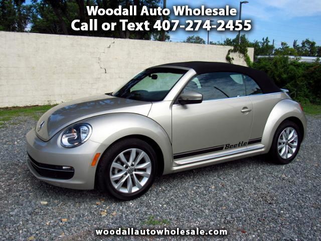 2014 Volkswagen Beetle 2dr DSG 2.0L TDI