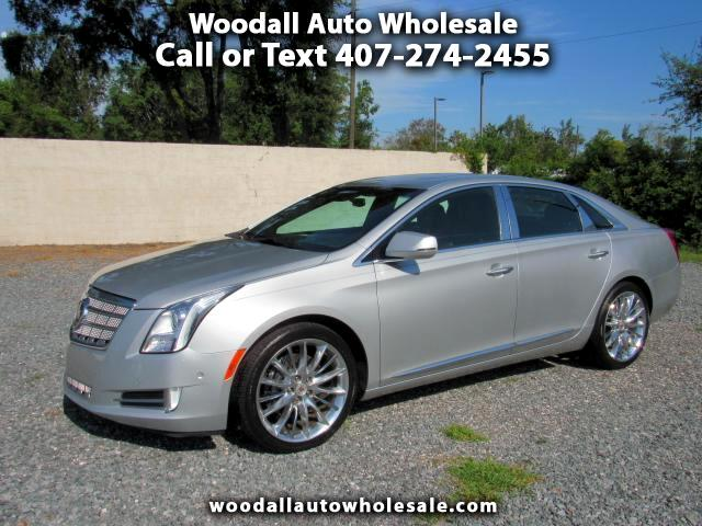 2015 Cadillac XTS 4dr Sdn Platinum FWD
