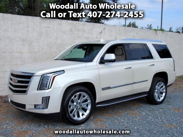 2015 Cadillac Escalade 2WD 4dr Luxury