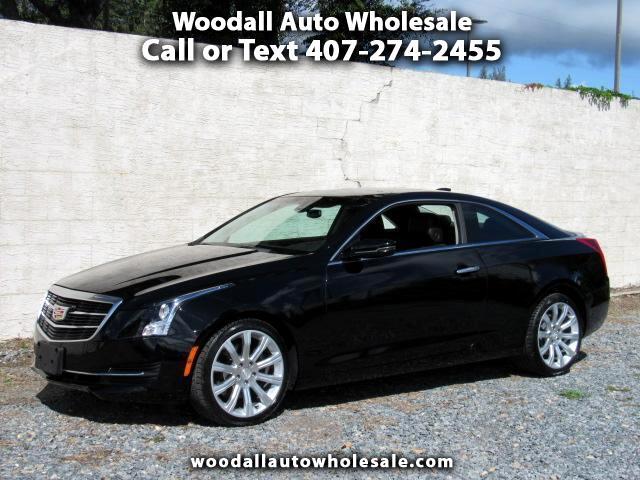 2015 Cadillac ATS 2dr Cpe 2.0L Standard AWD
