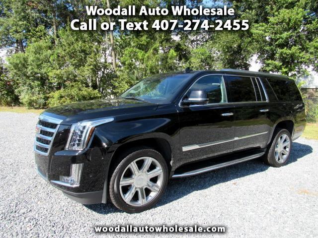 2018 Cadillac Escalade 2WD 4dr Luxury