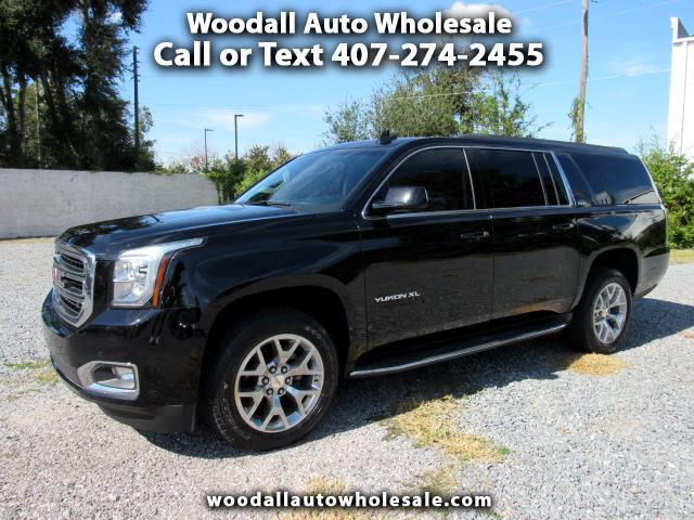 2015 GMC Yukon XL 2WD 4dr SLE