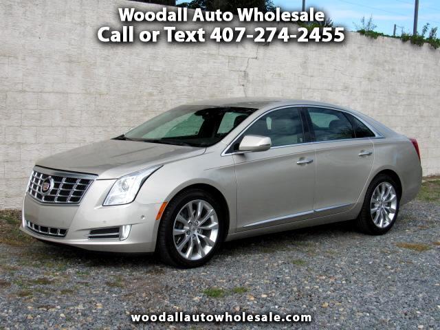2015 Cadillac XTS 4dr Sdn Luxury FWD