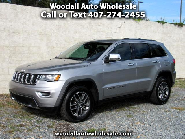 2017 Jeep Grand Cherokee Limited 4x2