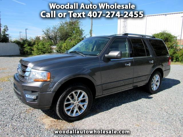 2015 Ford Expedition 2WD 4dr Limited