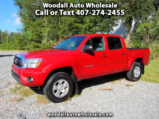 2015 Toyota Tacoma 2WD Double Cab V6 AT PreRunner