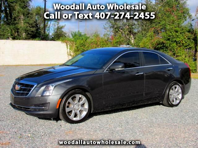 2015 Cadillac ATS Sedan 4dr Sdn 2.0L Luxury RWD