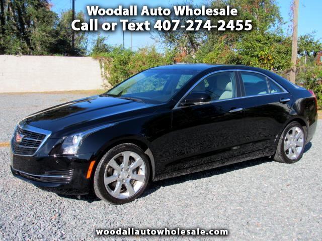 2015 Cadillac ATS 4dr Sdn 2.0L Luxury RWD