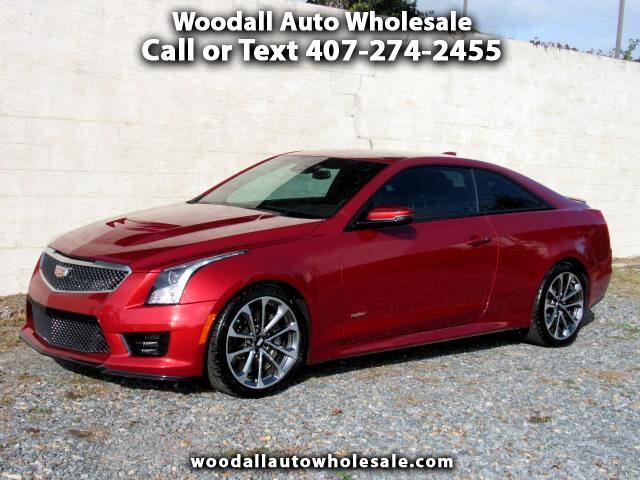 2016 Cadillac ATS-V 2dr Cpe