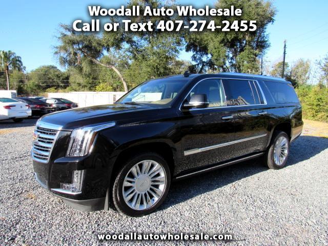 2015 Cadillac Escalade ESV 4WD 4dr Platinum