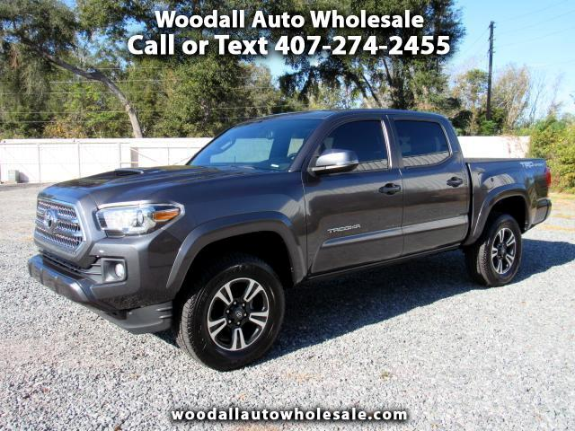2016 Toyota Tacoma 2WD Double Cab V6 AT TRD Sport