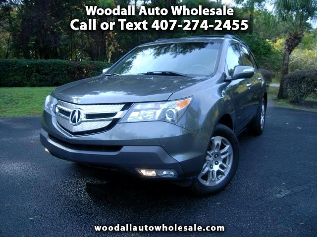 2007 Acura MDX 3.7 Technology