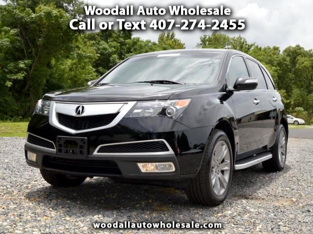 2013 Acura MDX 3.7 Advance
