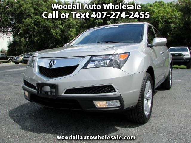 2011 Acura MDX 3.7 Technology