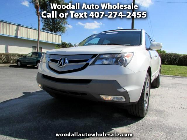 2009 Acura MDX 3.7 Sport w/ Entertainment